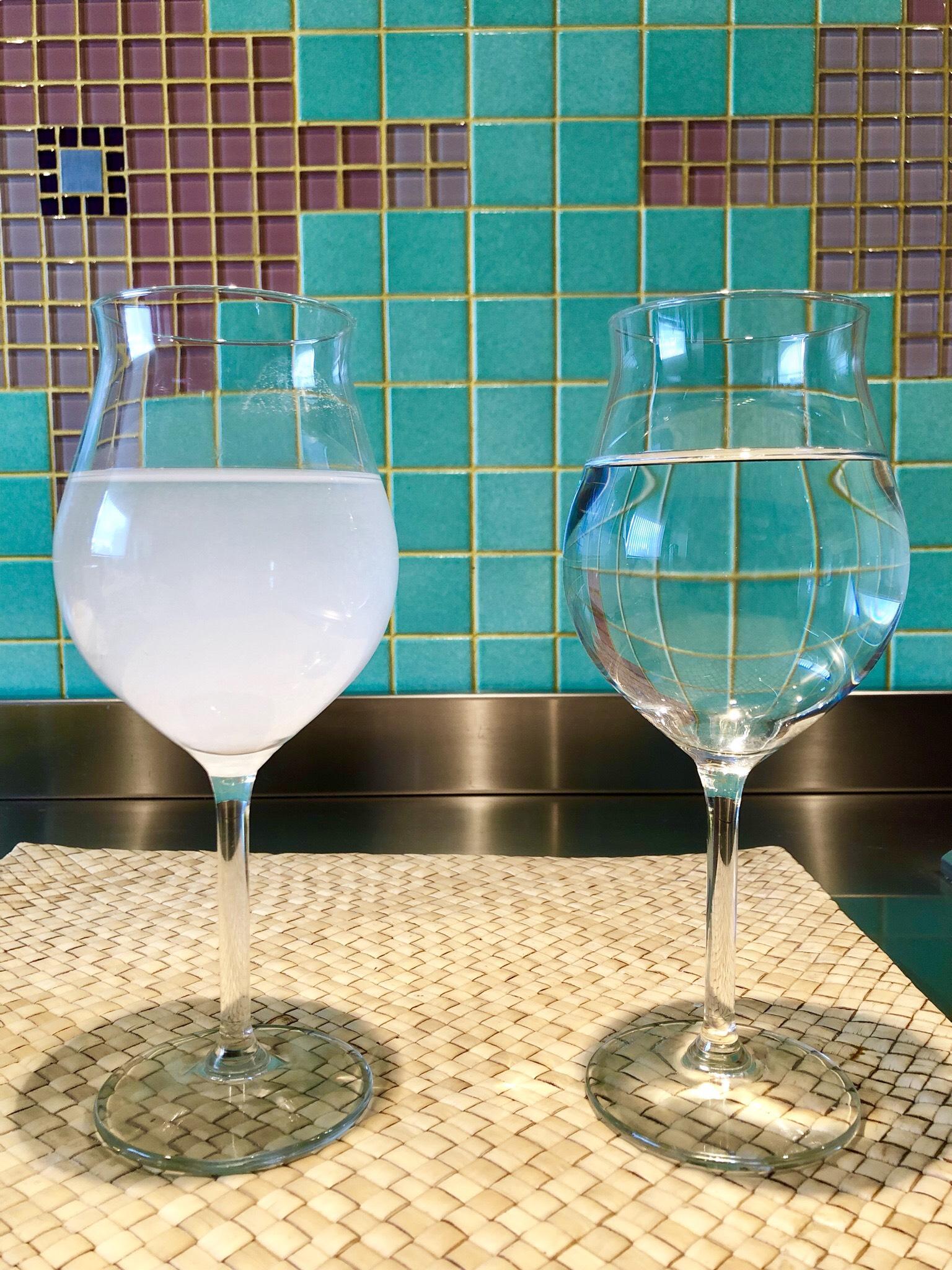 se bevi acqua non potabile